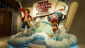 สวนสนุก-Tokyo-One-Piece-Tower