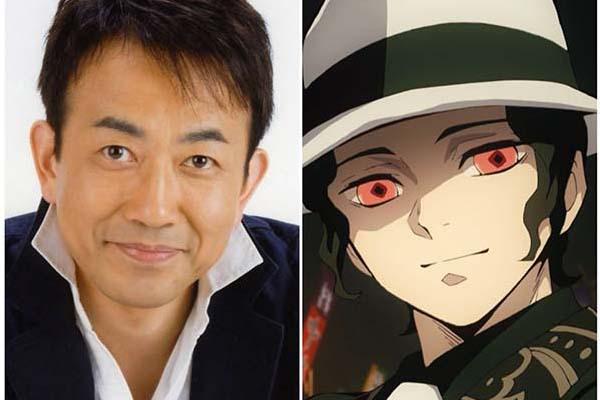 Toshihiko-Seki-เจ้าของเสียงพากย์-Muzan
